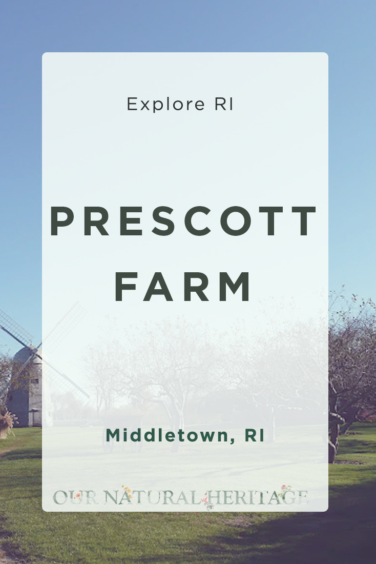 Historic Prescott Farm Middletown RI