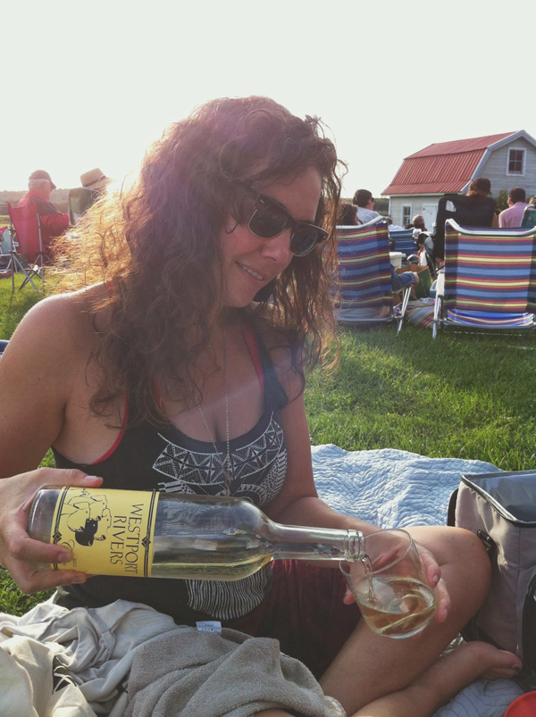 Sunset Music Series at Westport Rivers Vineyard, MA