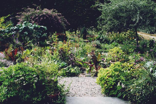 A walk through the summer gardens at Blithewold