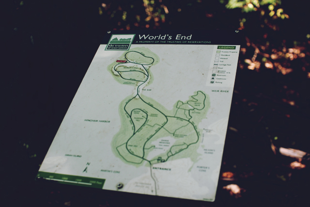A walk at the amazing World's End
