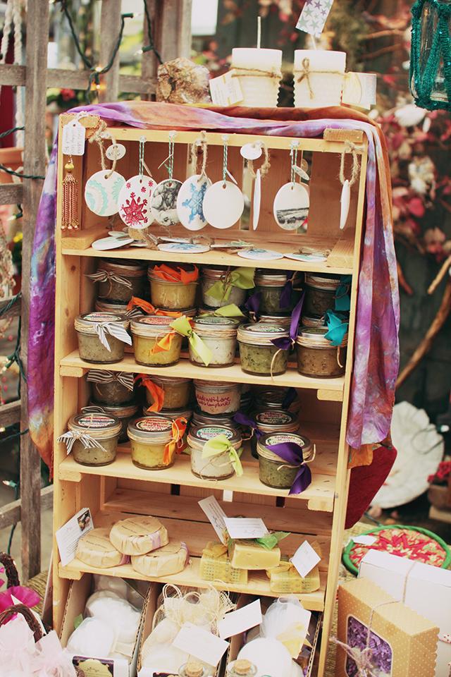 Peckham's Greenhouse Holiday Market