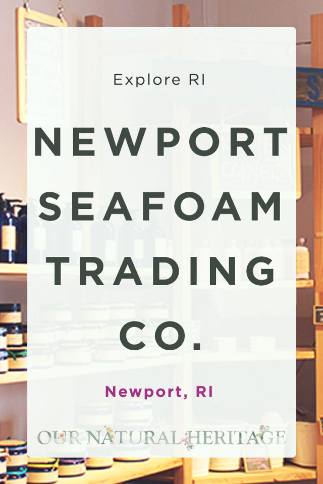 Newport Seafoam Trading Company