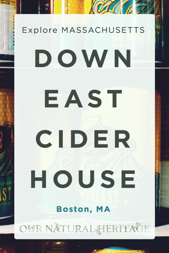 Down East Cider House Tour