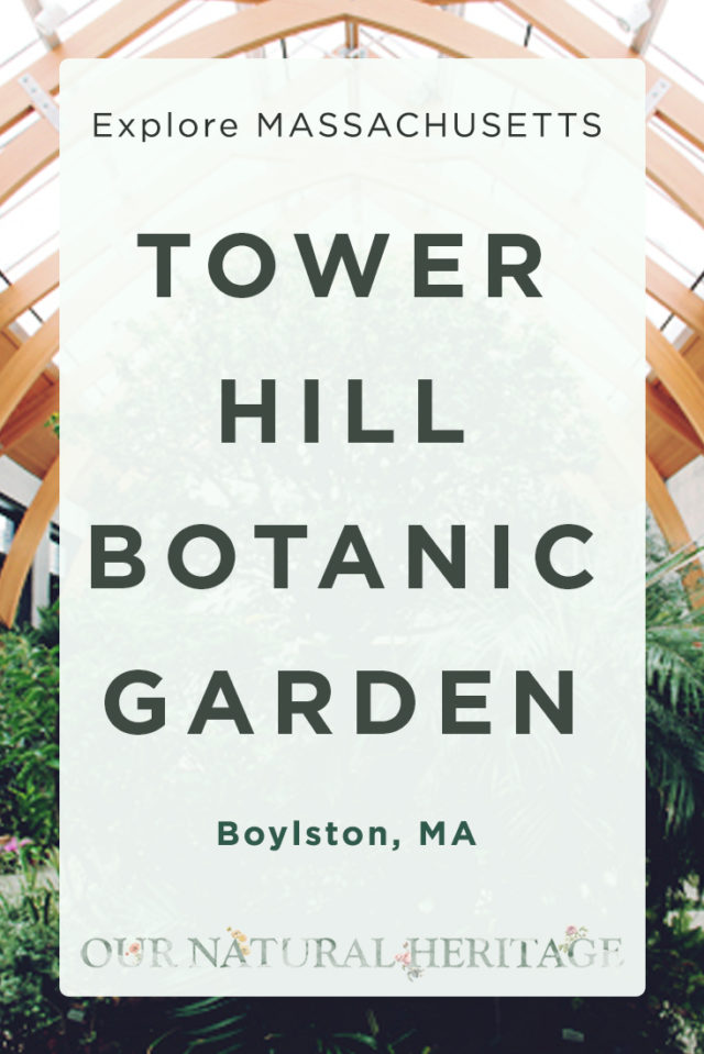 Tower Hill Botanic Garden