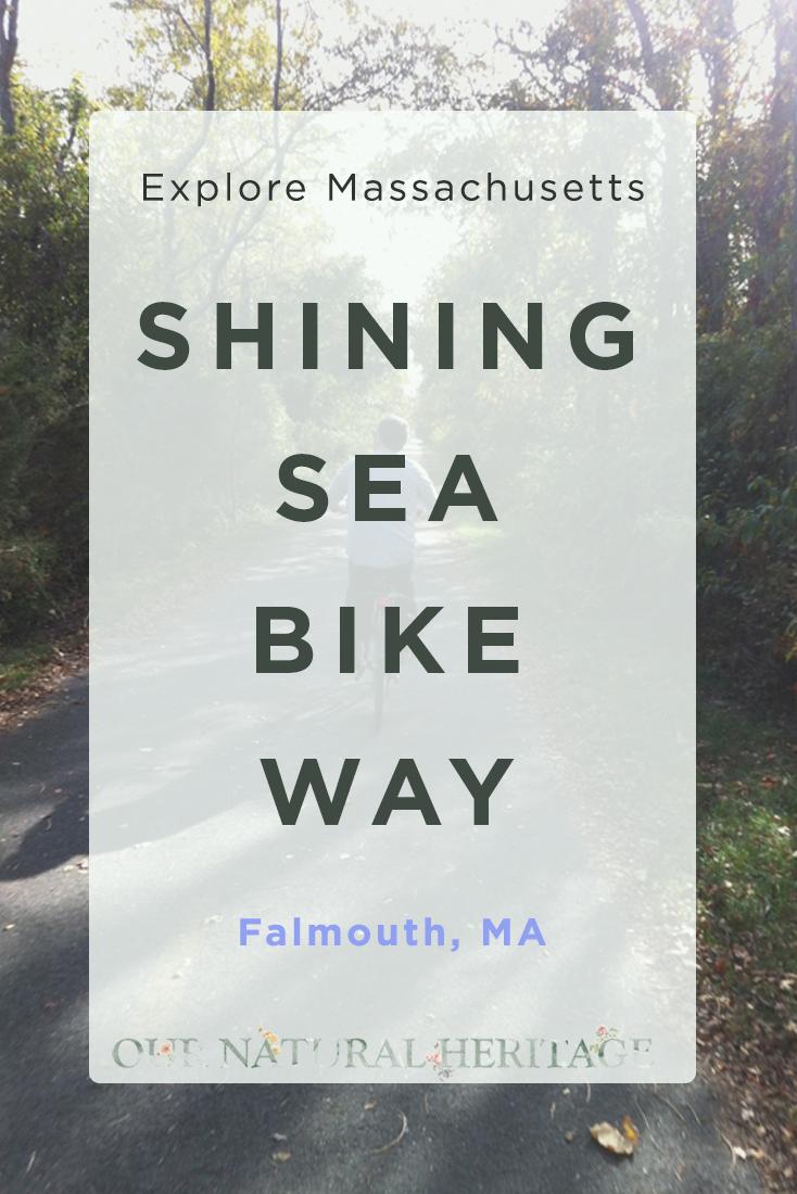 Shining Sea Bikeway Falmouth MA