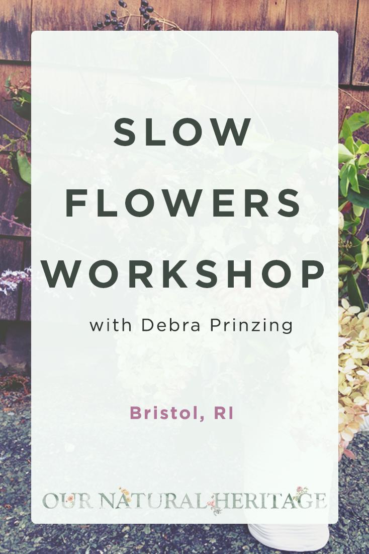 Slow Flowers Debra Prinzing
