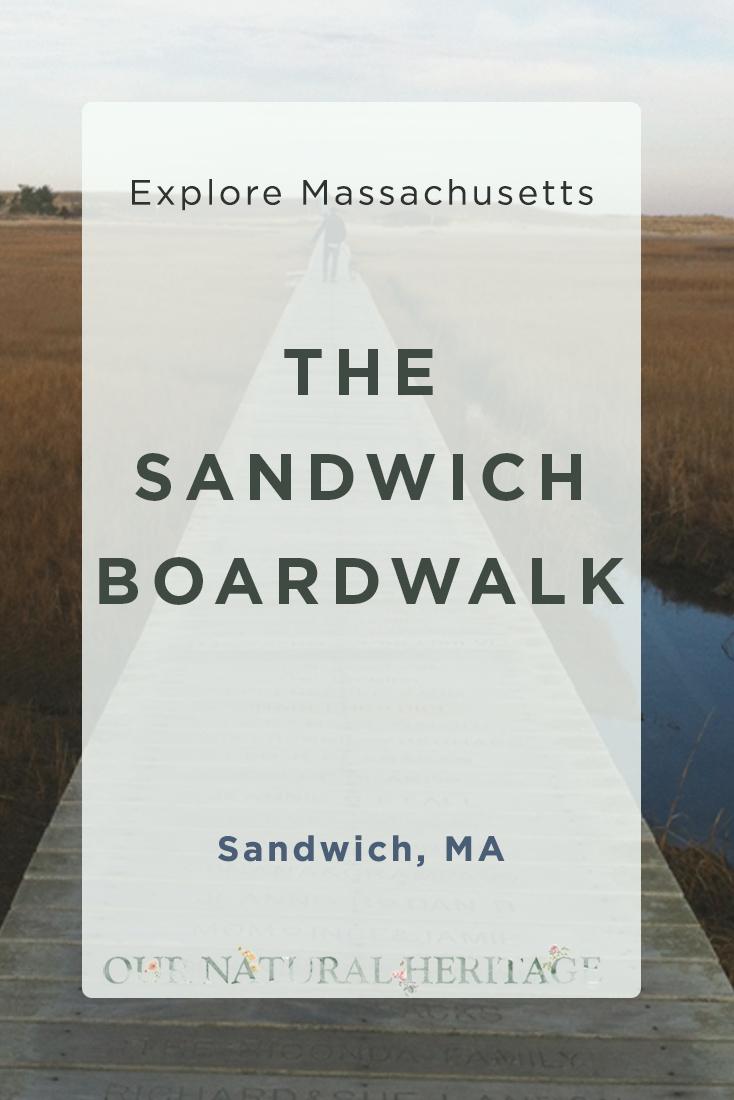 The Sandwich Boardwalk Sandwich, MA