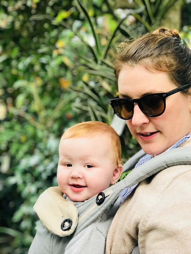 thoughts on being a parent ten months in