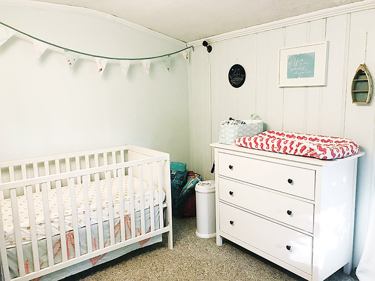 Practical Small E Nursery Layout