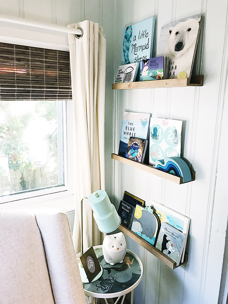How to set up a practical small space nursery layout and cloth diaper routine